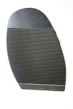 eCobbler Mens And Ladies Extra Grip Soles,Shoe Repair Supplies - Black - Mens - [UK & IRELAND]
