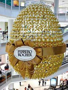 Ferrero Rocher amazing marketing campaign