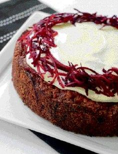 Low-fat beetroot and carrot cake - Times LIVE