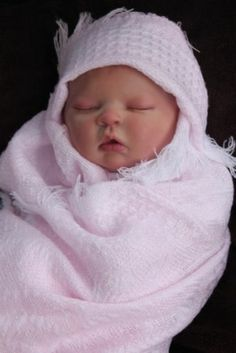 Pippin by Bonnie Brown Reborn Baby Doll