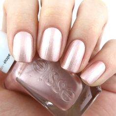Essie | Gel Couture Reem Acra Wedding Collection | Handmade of Honor: Review and Swatches
