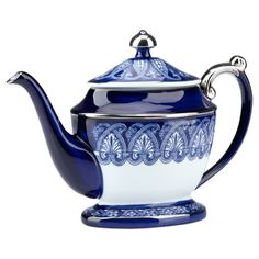 Belmont Porcelain Teapot