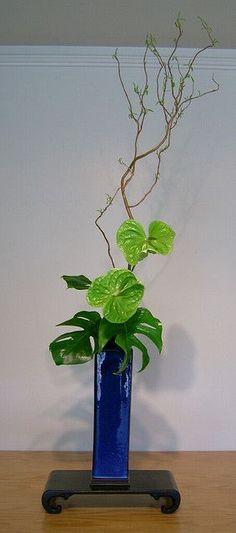 Ikebana Japanese flower #Flower Arrangement| http://flowerarrangementideas.lemoncoin.org