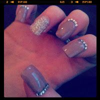 Another of my nail art creations