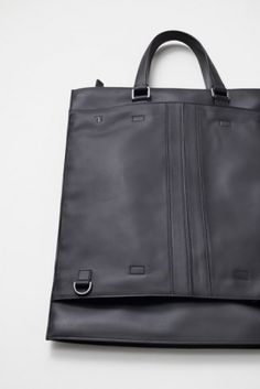"""Architect Bag by Nendo for TOD S Photographed by Akihiro Yoshida and Takumi  Ota """" In response to the request by TOD S, to design a bag with the needs  of the ... 85bf0b476d"""