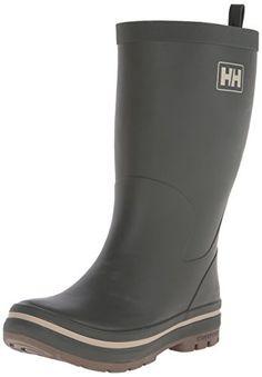 Helly Hansen Men's Midsund 2 Rain Boot, Forest Night/Taupe Grey, 11.5 M US - http://authenticboots.com/helly-hansen-mens-midsund-2-rain-boot-forest-nighttaupe-grey-11-5-m-us/