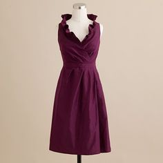 Jcrew Bridesmaid dresses. I just think it's pretty.  It's not what mine looks like for Lest's wedding ;)