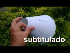 Quadrado para Redondo: Traçados super-detalhados - YouTube
