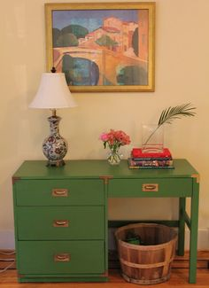 Behr Ultra in Dill Pickle