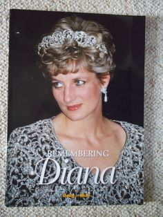 REMEMBERING DIANA DIALY MAIL MAGAZINE PICS NEW PRINCESS ROYAL in Collectables, Royalty, Princess Diana | eBay