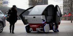 Ini Dia Mobil Otomatis Tanpa Sopir - Disediakan oleh Sooperboy.com