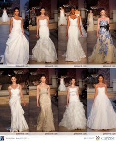 Fashion: 2013 Collections