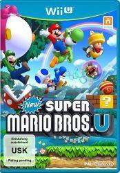 New Super Mario Bros. Wii U, Wii U, Wii U!!
