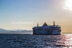 BC Ferry, Vancouver Island, Sunset, Boat, Ocean, Laryssa's Photography, Mountains, Beautiful,