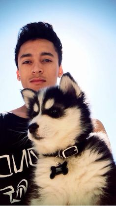 Nyjah. Huston, we have a puppy...