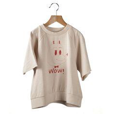 Fame Sweatshirt WOW! Bobo Choses www.stadtlandkind.ch