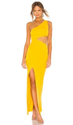 5e9b500b93 Shop for NBD x NAVEN Marissa Dress in Canary Yellow at REVOLVE. Free day  shipping and returns