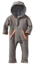 SPLENDID INFANT COLORBLOCK HOODED PLAYSUIT SIZE 6-12 MONTHS NWT $65.55