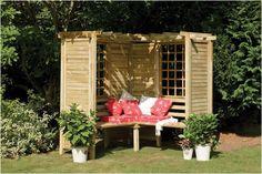 DIY grden gazebo   panels gazebos garden tudor garden arbours arches and finishes all