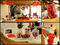 Clifford the Big Red Dog Birthday Party