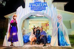 Inspiração aniversário criança. Mais fotos, clique na foto. - Frozen - Inspiration birthday child - Frozen. More photos click on the photo.