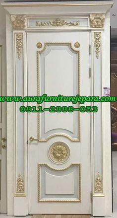 Model Pintu Kamar Ukir Klasik Duco Terbaru - Aura Furniture Jepara - Aura Furniture Jepara