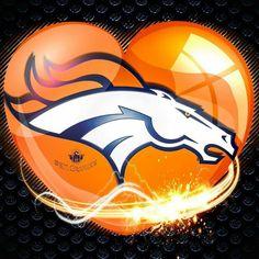 Love my broncos Denver Broncos Peyton Manning, Denver Broncos Womens, Denver Broncos Football, Broncos Gear, Go Broncos, Broncos Fans, Denver Broncos Pictures, Mug Crafts, Fan Image