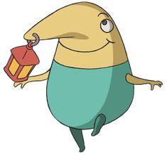 Mr. Drippy for Miyazaki sleeve