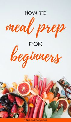 If you're a busy woman but want to eat well meal prep is the answer! Follow this meal prep for beginners guide and meal prep for the week. If your goal is to lose weight meal prep for weight loss. Meal prep doesn't have to be overwhelming. Follow these easy 9 steps and you'll rock it! Meal prep and meal planning will be really useful with the back to school rush. #mealprep #productivity #health #backtoschool via @tiny_love_bug