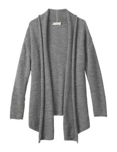 I to layer with sweaters like this... so comfy AND forgiving :)