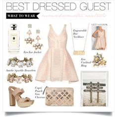 Best Dressed Guest by stelladot on Polyvore featuring Maje, Michael Kors, Stella & Dot, Jo Malone and Polaroid
