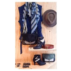 matieresareflexionSunday in store mood :-)  #ootd #outfit #lookdujour #outfitoftheday #outfit #fashion #style   available online (link in bio) and in both our #matieresareflexion Paris stores  Featuring #particiablanchet #custommade #stetson #spitfire #mii #hardyandparsons #frenchfashion #hautmarais #nordicdesign #upcomingdesigners #summerstyle #ss16