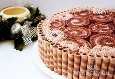 Gesztenyemousse torta