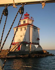 Thunder Bay Main Lighthouse