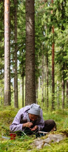 Go berry and mushroom picking. Find out things to do in #Finland