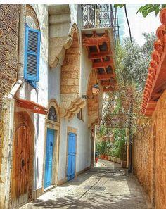 Al-Mina, Trablos.