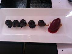 Explosión de chocolate, un rico sabor que cuando lo pruebas, pones unos ojitos. Cadaques
