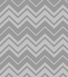 Fabric Central Chevdot Grey