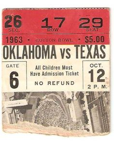 197b4b28 89 Best Classic Ticket Stubs images in 2017 | Ticket stubs, Baseball ...