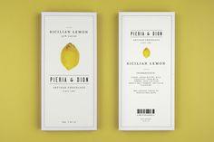 Pieria & Dion Packaging / Leo Porto