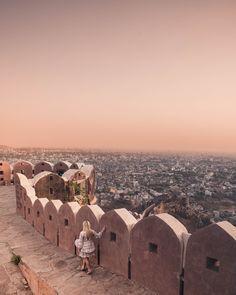 Jaipur Travel, Amer Fort, Century Hotel, Sunset Point, Heritage Hotel, Blue City, Before Sunset, Sunset Colors, Luxury Camping