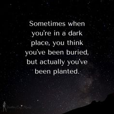 You Are About To Blossom!