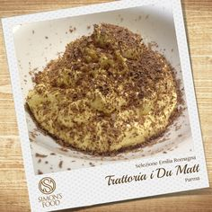 Mascarpone con scaglie di cioccolato Parma, Breakfast, Food, Mascarpone, Hoods, Meals