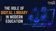 In this article We will now take a look at the role of the digital library in modern education and biggest advantage of a digital library is that they allow us. #DigitalLibraries #ModernEducation Online Textbook, Education For All, Latest Technology News, Academic Writing, Cloud Computing, Tech News, Vinyl Records, Student, Digital