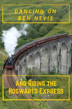 Dancing on Ben Nevis and riding the Hogwarts express; a travel story from our trip to Scotland.