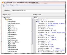 VB Decompiler Pro 10.0 Retail