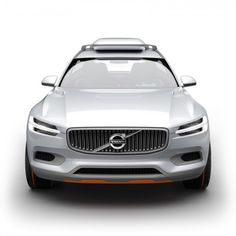 Volvo Concept XC Coupé - Car Body Design