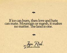 Jojen Reed quote | Game of Thrones