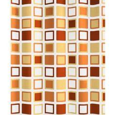 Kleine Wolke 5209568305 Clipper Rideau de Douche Jaune 180 x 200 cm - Achat / Vente rideau de douche - Cadeaux de Noël Cdiscount