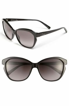 Dior Cat's Eye Sunglasses available at #Nordstrom